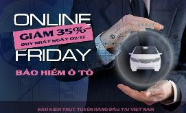 Thể lệ chương trình Online Friday 2016