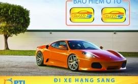 PTI Car 3, Car 5 bảo hiểm cho lái xe lâu năm