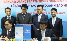 PTI hợp tác cùng Ngân hàng công nghiệp (IBK) Hàn Quốc