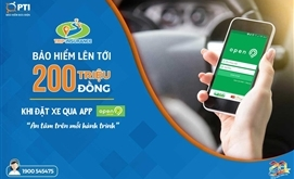 PTI - OPEN99 TAXI SERVICE OFFERS TRIP INSURANCE