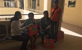 Tai nạn xe ở Nha Trang, Bảo hiểm PTI nhanh chóng có mặt thăm hỏi