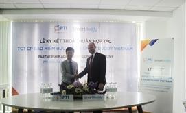PTI ký kết hợp tác với SmartBuddy