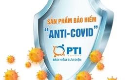 PTI RA MẮT SẢN PHẨM ANTI-COVID BẢO VỆ SỨC KHỎE CỘNG ĐỒNG.
