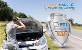 Đăng ký tư vấn MIỄN PHÍ tham gia bảo hiểm ô tô PTI 24/7