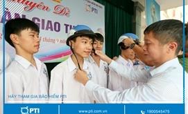 PTI và Thủy đoàn 1 hướng dẫn lái xe an toàn cho học sinh Quảng Ninh