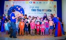 Trung thu yêu thương cho trẻ em trên cả nước