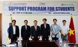 PTI đẩy mạnh hỗ trợ các hoạt động dành cho người Hàn Quốc tại Việt Nam