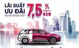 PTI bảo vệ cho khách hàng tham gia Gói vay mua ô tô của LOTTE Finance
