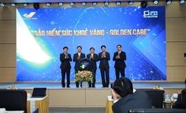 """PTI ra mắt sản phẩm """"Golden Care"""" chăm sóc sức khỏe cộng đồng"""