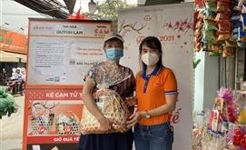 PTI phối hợp Tạp Hóa Cam tổ chức chương trình Tết tử tế 2021