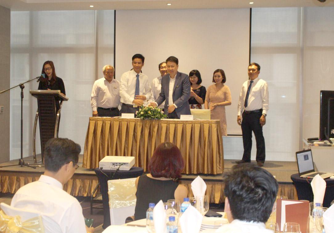 PTI và Tân Nam Chinh chính thức bắt tay hợp tác